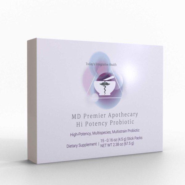 MDPA Hi Potency Probiotic - Multi Species, Multi Strain Probiotic