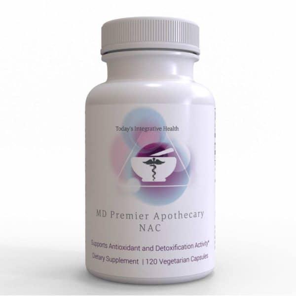 MDPA NAC - Antioxidant and Detoxification Activity