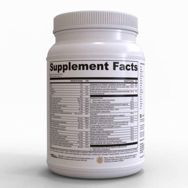 MDPA Nutrient Complete Powder - Vanilla Delight - Sugar & Stevia Free